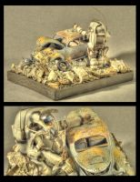 Oskar Treads Cautiosly 2 by FarawayPictures