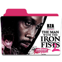 The Man with the Iron Fists 2 2015 Movie Folder by mohamed7799