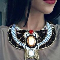 Pharoanic Necklace by lilipads