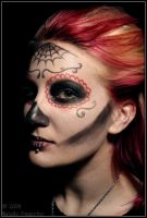 Day of the Dead by fetishfaerie-photos
