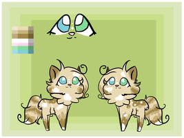 .: Speckledlily Reference :. by AlbinaReed