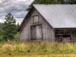Barn HDR by Ryderrr