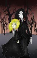 Lenore and Ragamuffin by je-xan