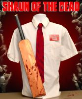 Shaun of The Dead Costume by ritter99