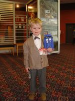 Chibi Doctor Who by f4113n-4ng31-0f-r4in