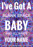 Blank Space by Head-First-Fearless