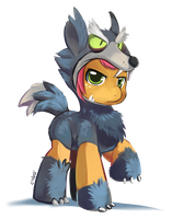 Babs Wolf Seed by Ende26