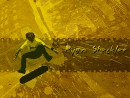 Ryan Sheckler Wall by Succ666