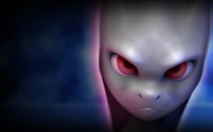 Mega Mewtwo Y by Reyriders