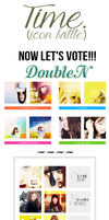 [battle][icon] VOTING TIME by junaes