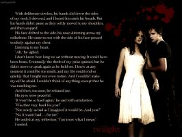 Edward and Bella Desktop by IrishEyes2490