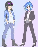 Style Swap (30 minute quickdraw) by JonFawkes