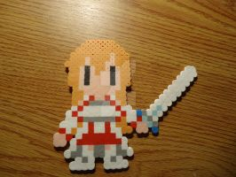 Pixel Asuna by PixelsandStitches