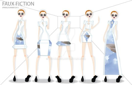 Faux Fiction SS 2013 (Collection I) by VethBlack