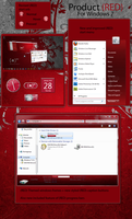 Product RED Windows7 x64 + x86 by TheDarkenedPoet