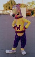 Weasel Costume for Kellogg's by TimBakerFX