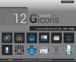 G_icons-simple-main by GregorKerle