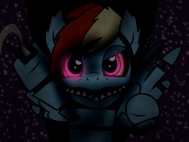 Five Nights at AJ's: Here Comes Foxy Dash! by AnAppleForgotten