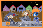 Happy Halloween by Galago
