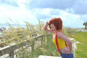Misty: Look Out Cerulean City! by HarleyTheSirenxoxo