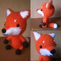 Little fox by laine90