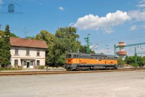 753 705-3 resting in Gyor by morpheus880223