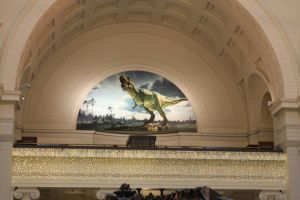 Inside the Chicago Field Museum by Melusine-Designs