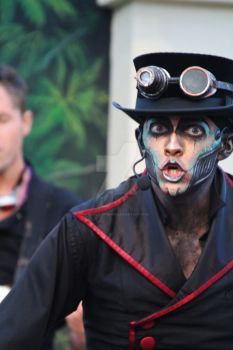 Rabbit (Steam Powered Giraffe) by World-Spinner