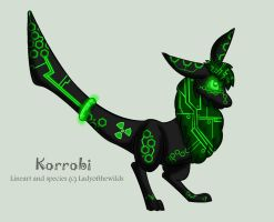 Neon Korrobi - CLOSED by ladyofthewilds