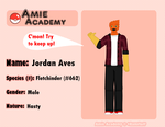 Amie-Academy App: Jordan Aves by ReplayLive