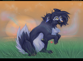 : wind of love : by ak-the-cat
