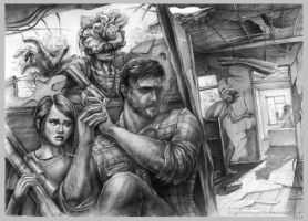 The Last of Us by GabrielleGrotte