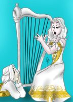 Harp by lilka23