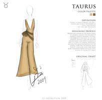 Taurus - 12 Horoscopes C. by rednotion