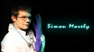 Simon Morely Poster by StormyPwny