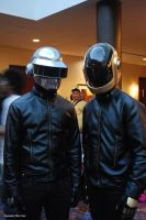Daft Punk by Anthropix