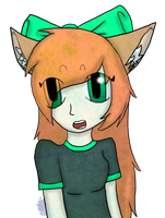 :SS: Fox Girl by GlassFeline
