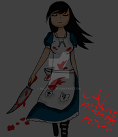 Alice madness return by Sylly-97
