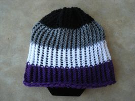 Asexual Pride Beanie by RebelATS