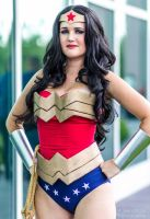 Wonder Woman Cosplay by Clair85