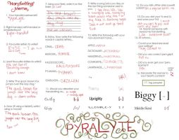 Updated Handwriting Meme by pyraLyte