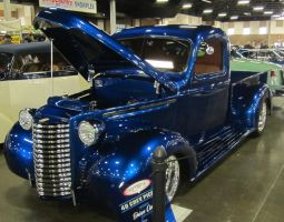 40 Chevy pickup by zypherion