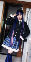 stocking school look by michivvya