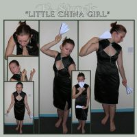 Little China Girl 1 by E-Stock