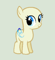 MLP Base- Happy Filly by alari1234-Bases