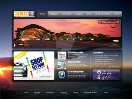 KLIA Website 2 by spacesareforlosers