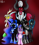 Welcome to the Bad Ending by WolfyOmega