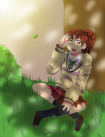 APH Request: Too Bright by MewCherrii