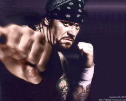 Undertaker Vengeance Wallpaper by Sabretooth