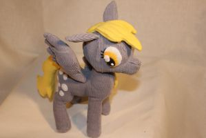 Derpy Hooves Plush by TheRedBandit